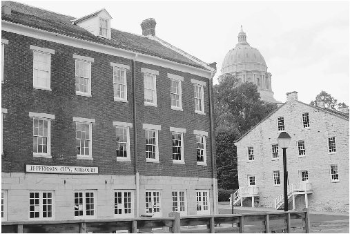 Cole County Building Permits
