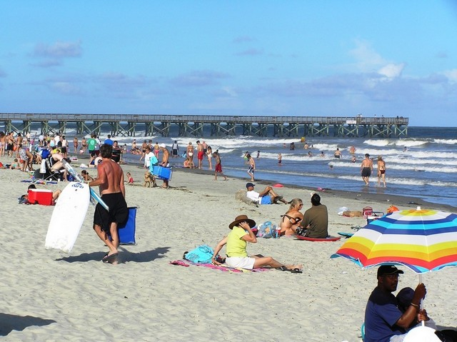 How Are The Beaches In Charleston Area Isle Palms 3 Jpg