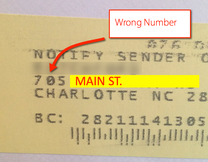 Usps Forwarding Mail To Wrong Address