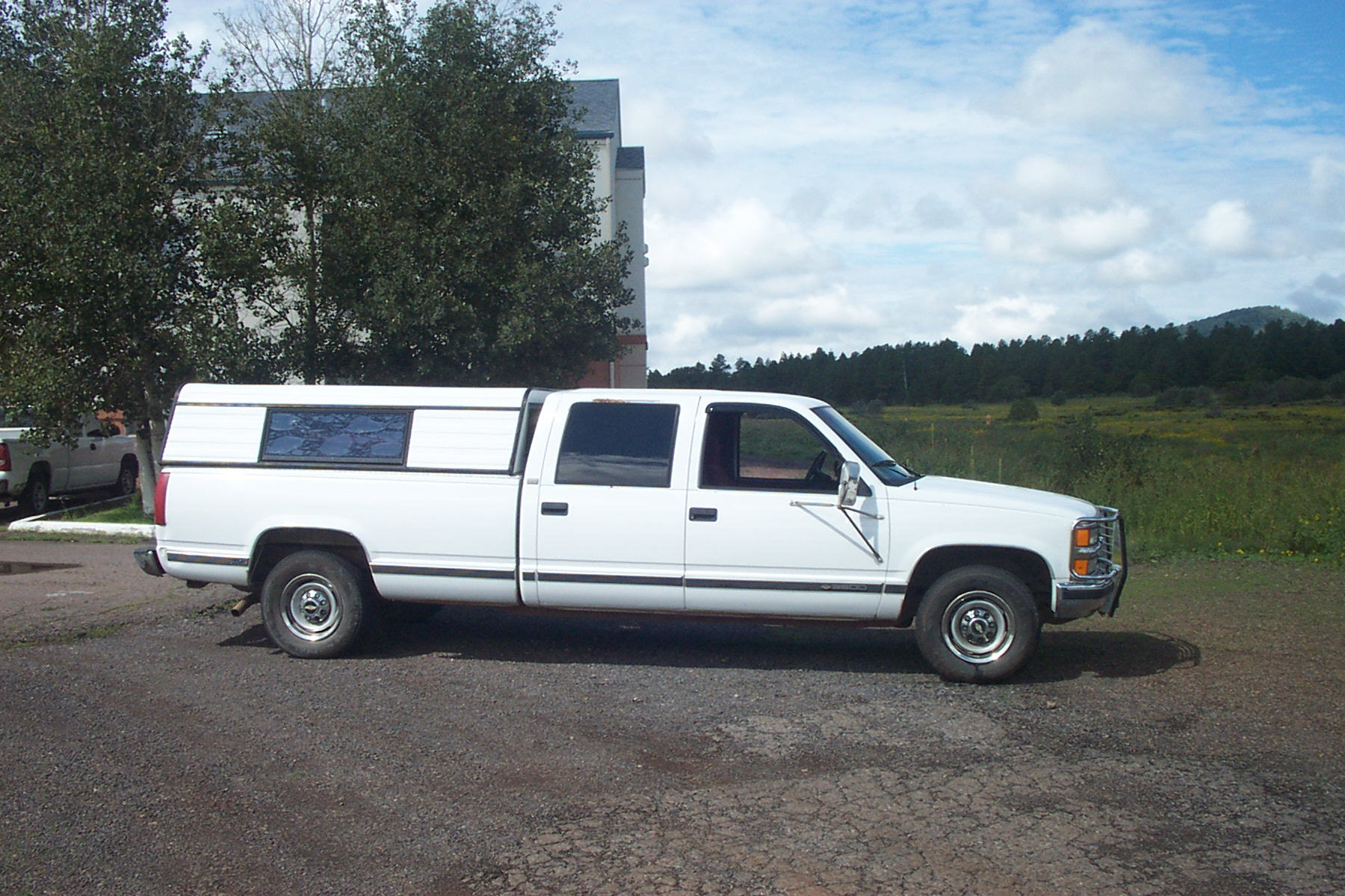 Flagstaff Buick Gmc >> Thoughts on 1996 Chevy 3500 Crewcab 454 2wd (2015, camper ...