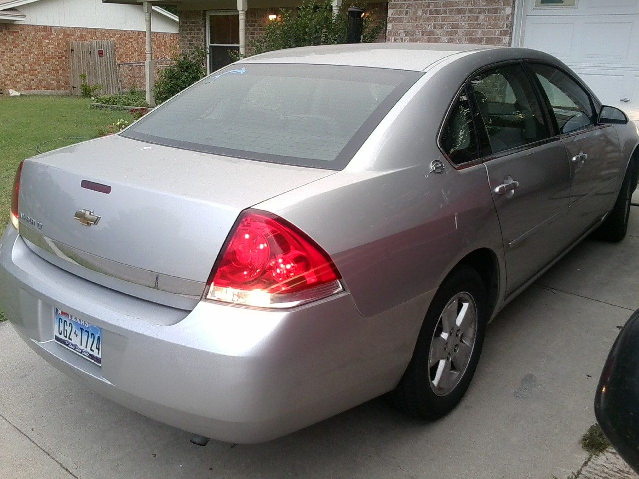 Impala 2006 chevy impala interior : 2006 Chevrolet Impala- low miles, great condition, priced way ...