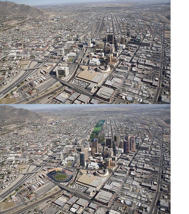 An El Paso Renaissance (2012-2022).. (Dallas, West: House