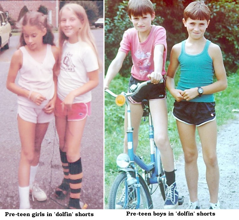 80s shorts for women
