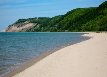 Best Beaches In The U S Slbe Lake Michigan Beach Esch