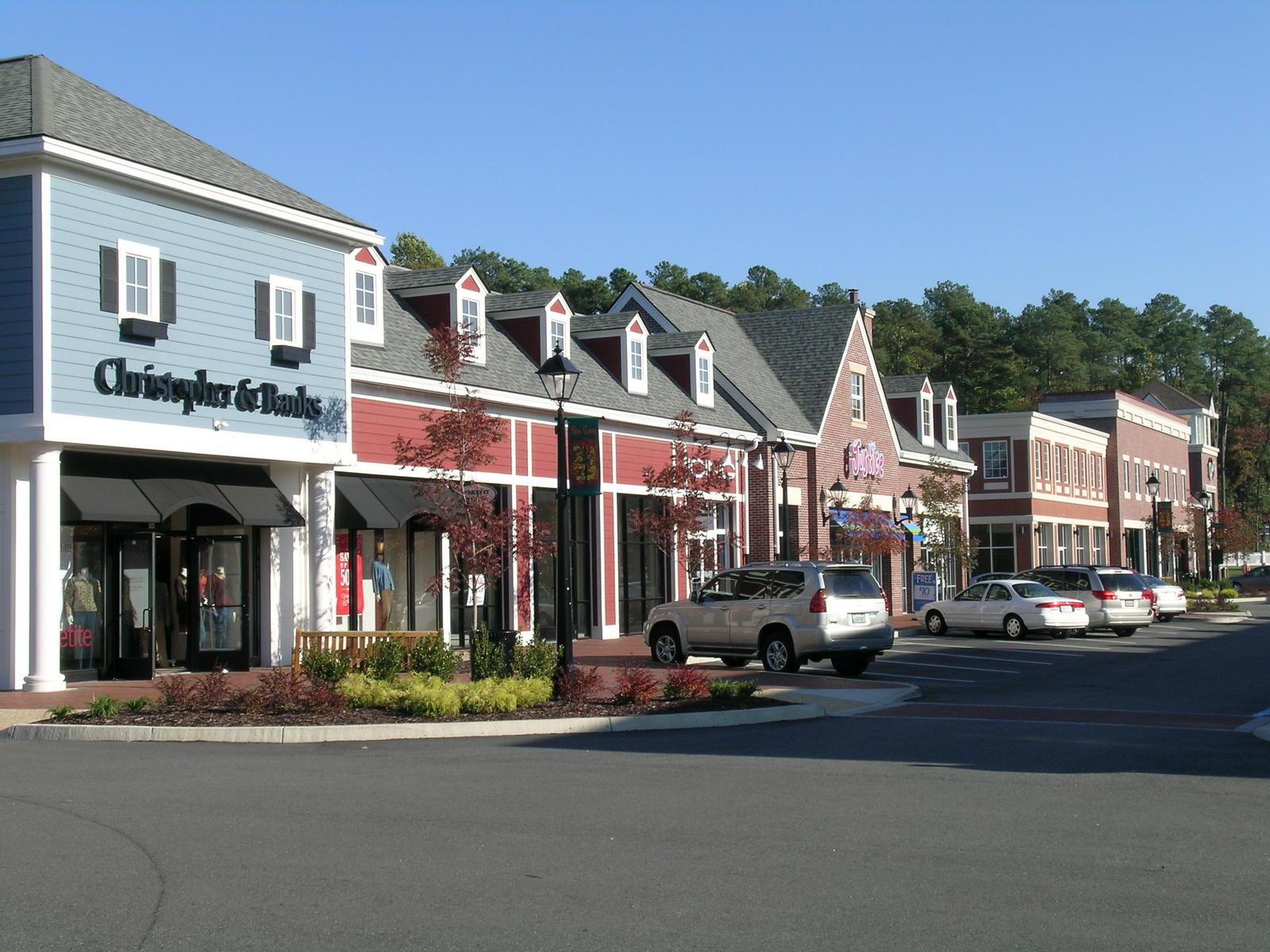 New Town Williamsburg Virginia (real estate, insurance, condos) - Hampton Roads area - (VA ...