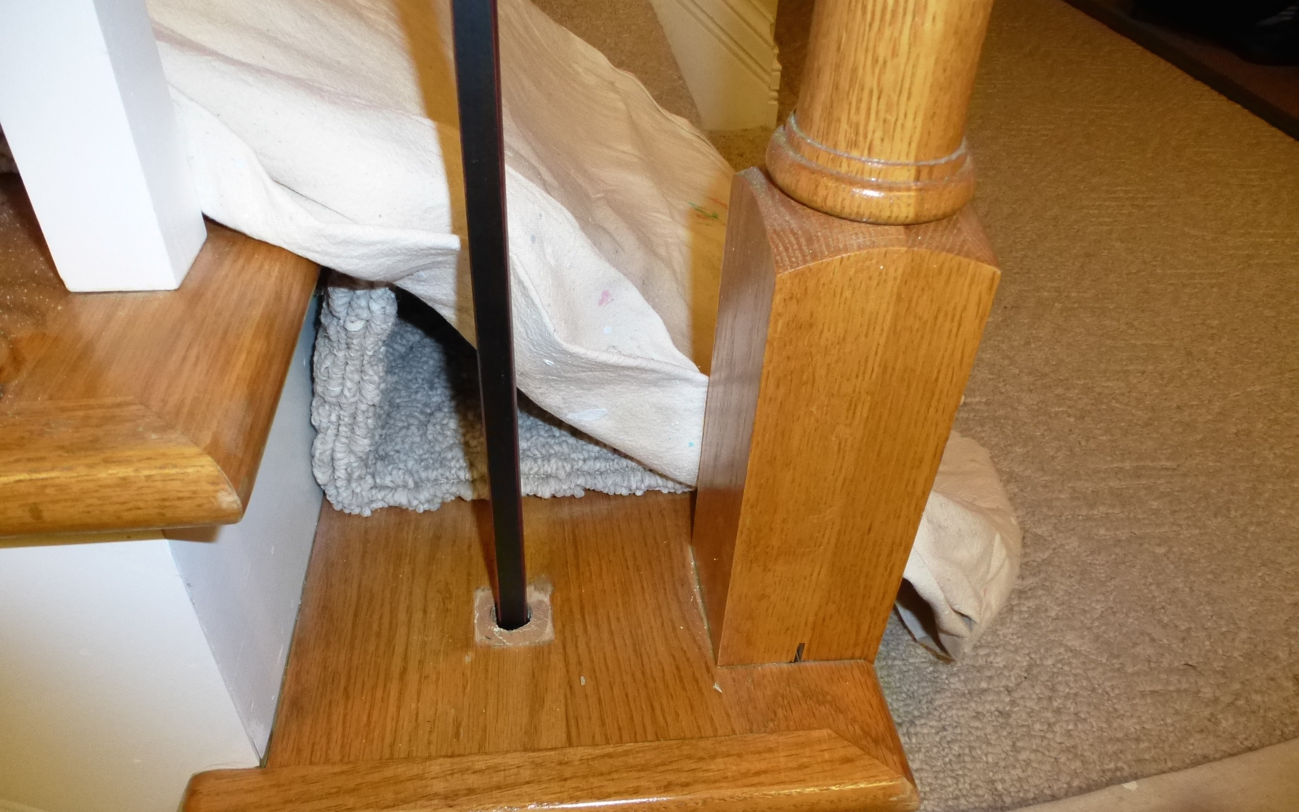 replacing stair spindles replacing wooden stair balusters spindles with wrought 1881