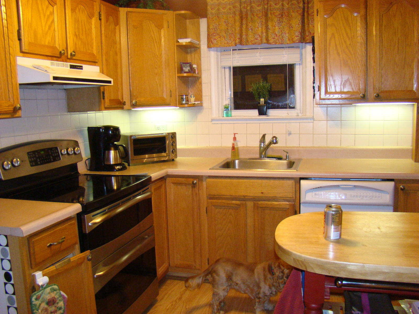 kitchen redecorating suggestions needed (granite, panel ...