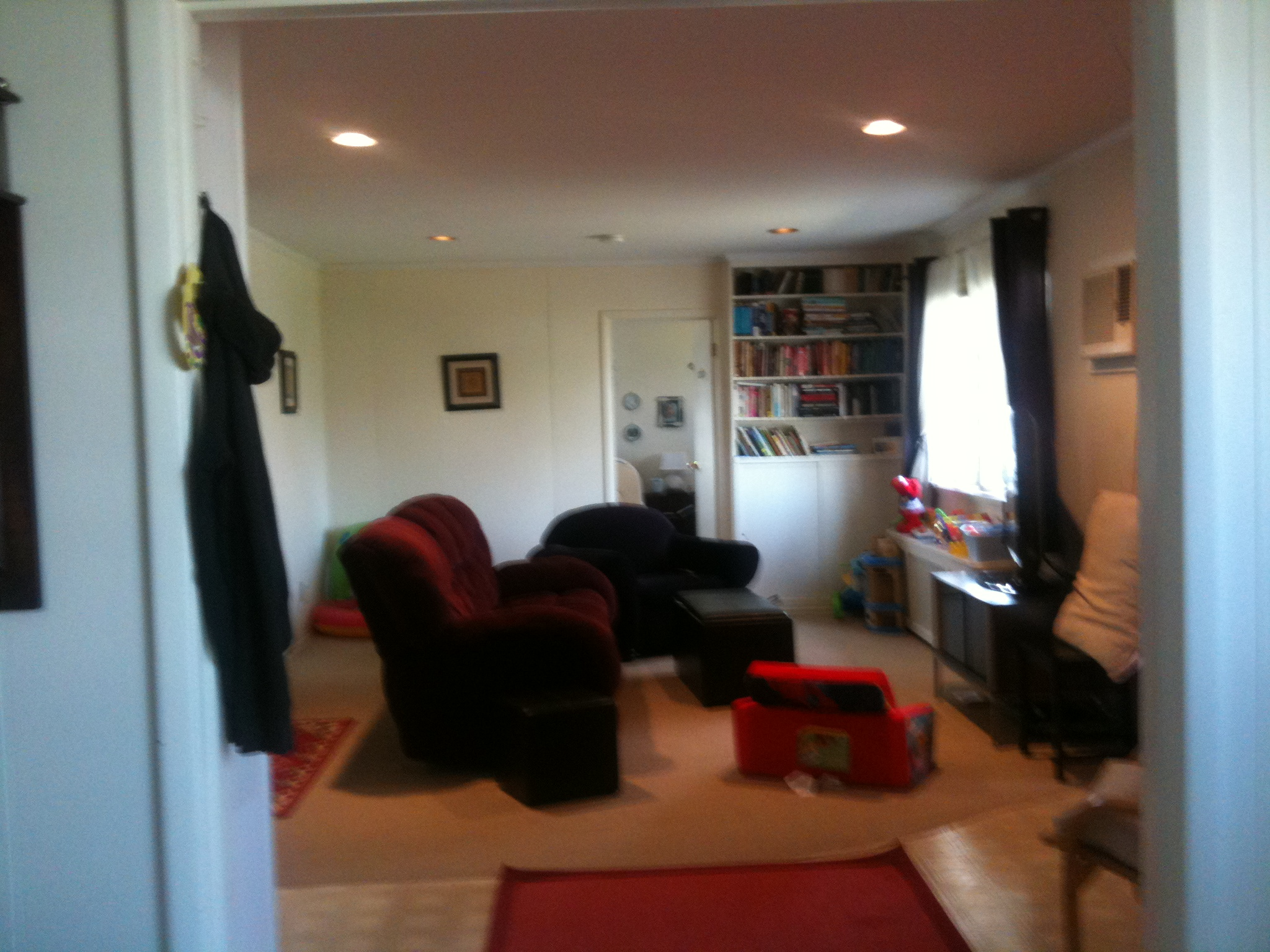 How Would You Arrange My Living Room