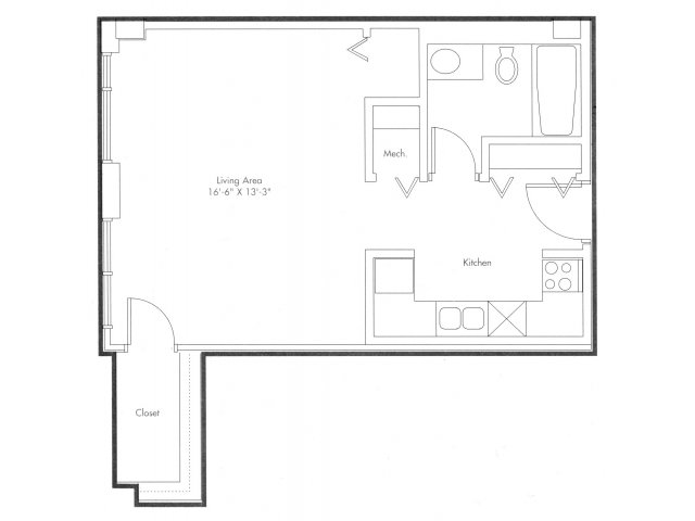 Need help arranging furniture in a studio apartment ...