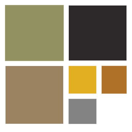 Olive Green Couch What Color To Paint Walls Interior Design Advice Mirror Floor