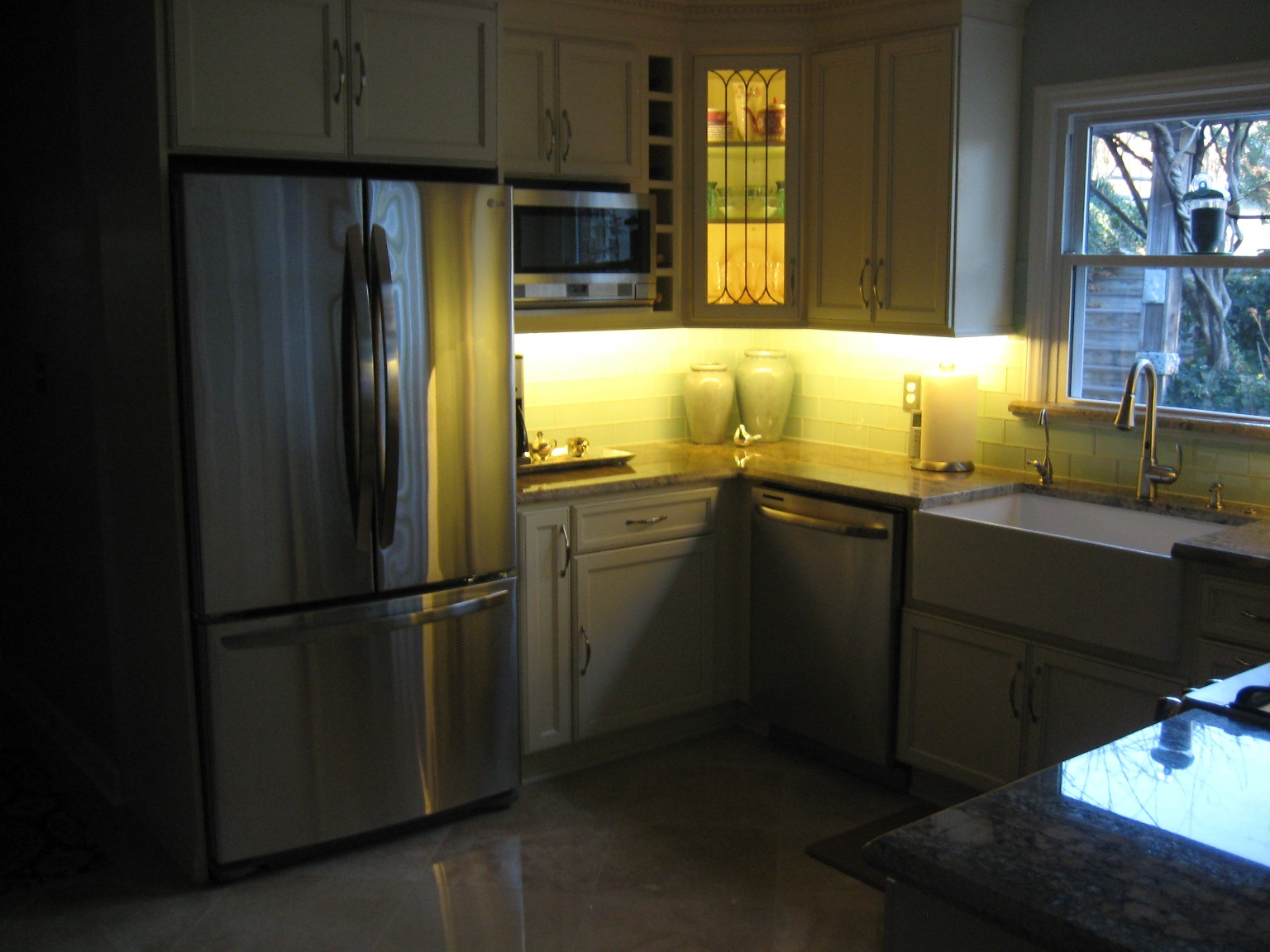 Kitchen under-cabinet lighting, anyone added? - House ...