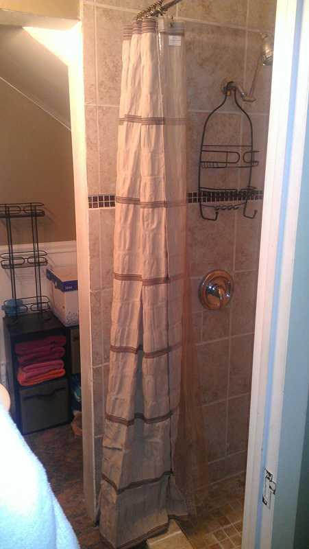 Shower Curtains Glass Doors
