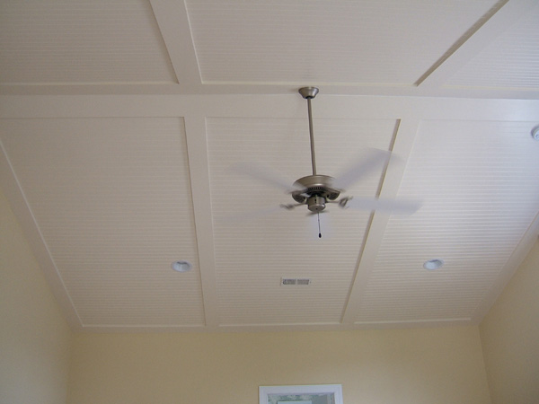 Need Info on installing Bboard for ceiling colors plank