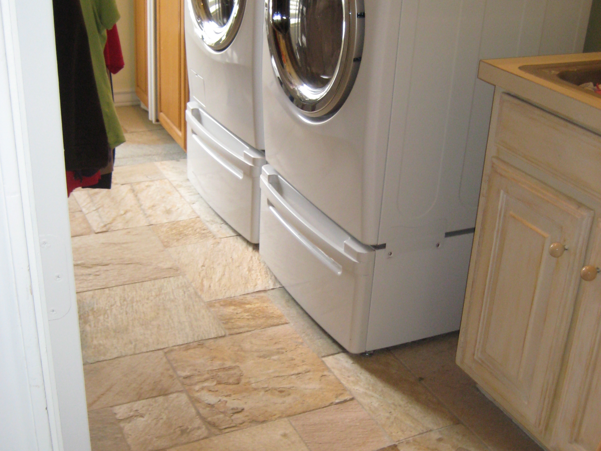 Laundry Room Tiling Subfloor Vinyl Foundation Washer House Remodeling Decorating Construction Energy Use Kitchen Bathroom Bedroom Building Rooms City Data Forum
