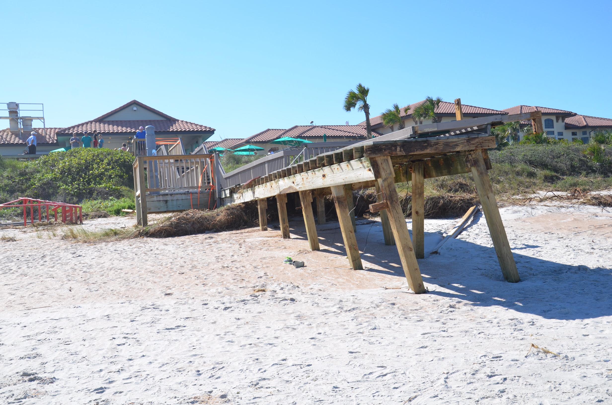 Ponte Vedra Beach Hurricane Update Palm Valley St