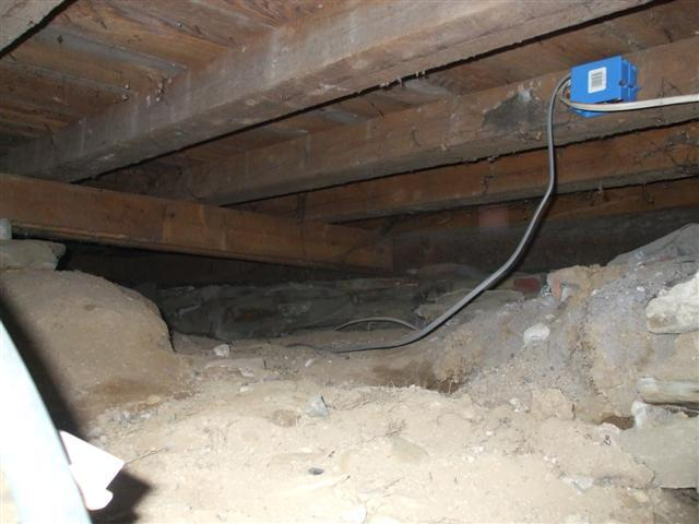 Digging out crawl spaces for Crawlspace to basement conversion cost