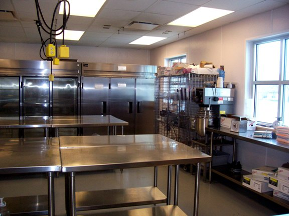 kitchen design for catering business seeking small catering company that needs a 215