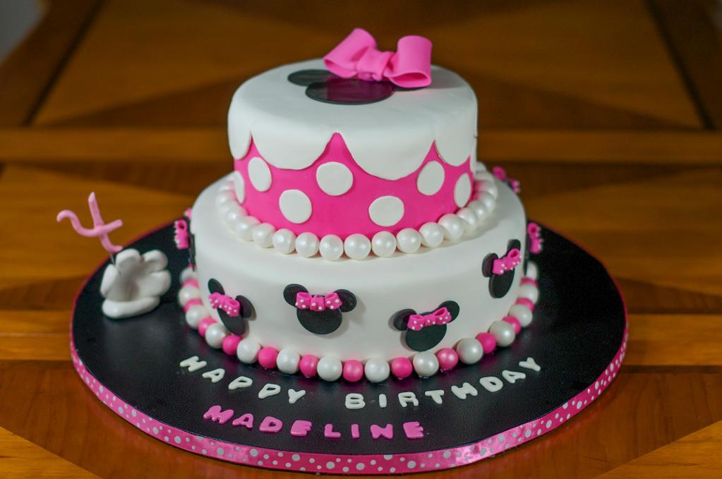 Magnificent Bakeries That Can Make A Minnie Mouse Cake Raleigh Cary Live Personalised Birthday Cards Vishlily Jamesorg