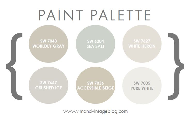 Paint Colors For When We List Our House Zz Jpg