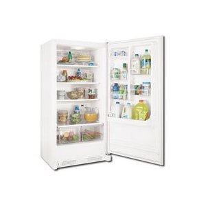 Frigidaire 16 7 Cu Ft Convertible Freezer Refrigerator Fkch17f7hw