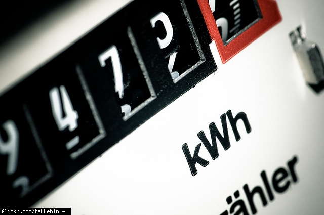 average electricity kwh usage for 1 bedroom apt. (@ 750 sq ...