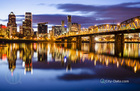 Beautiful portland night